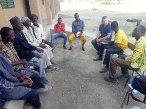 Kilimanjar'hope au Burkina Faso :  Ça bouge à Ouaga!